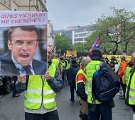 فرانسه بیش از 10 هزار معترض «جلیقه زرد» را دستگیر کرده است